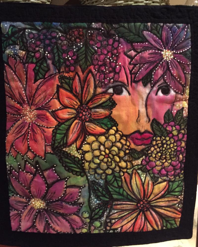 ArtQuilt Bloom Full